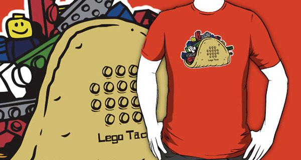 Lego Taco T-Shirt