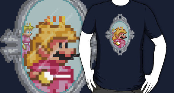 Marios Secret T-Shirt