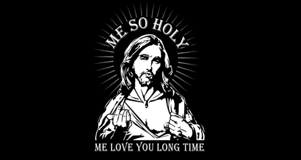 Me so holy me love you long time T-Shirt