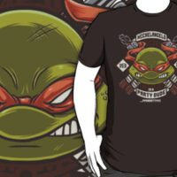Teenage Mutant Ninja Turtles T-Shirts