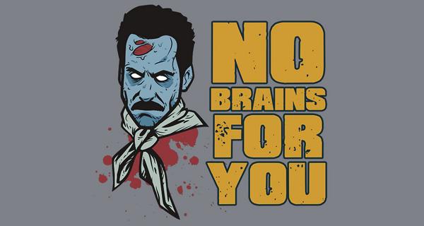 Soup Zombie T-Shirt