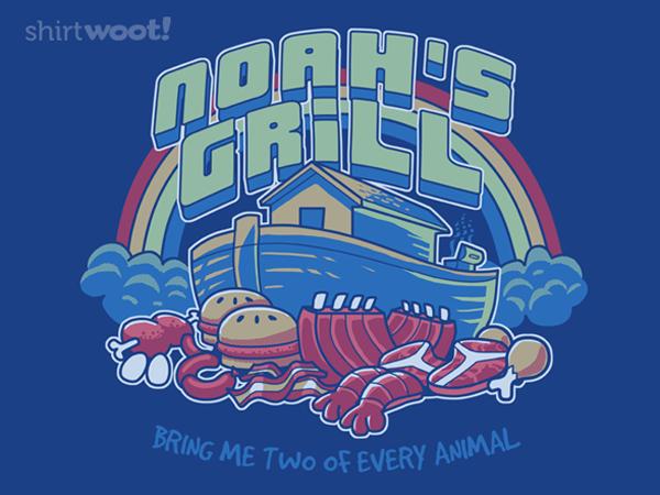 Noah's Grill T-Shirt