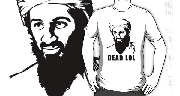 Osama Bin Laden Dead LOL T-Shirt