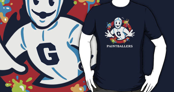 Paintballers T-Shirt