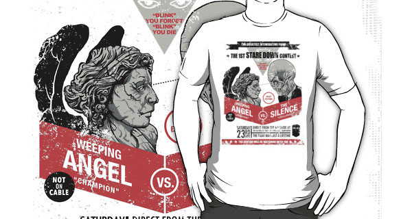 Stare Down Contest T-Shirt