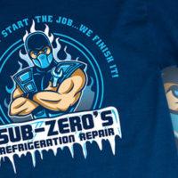 Best Mortal Kombat T-Shirts