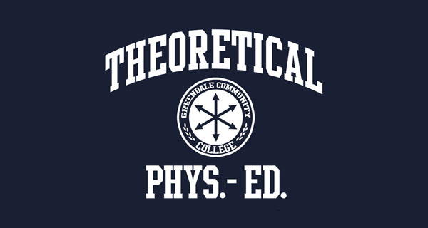 Theoretical Phys-Ed T-Shirt