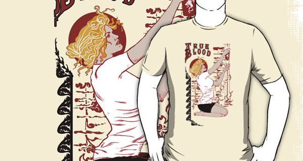 True Blood Nouveau T-Shirt