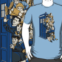 Best Dr Who T-Shirts