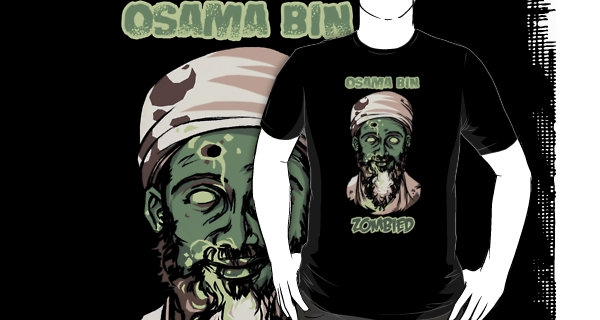 Zombie Osama Bin Laden T-Shirt